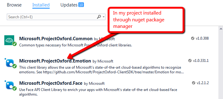 indiandotnet_installed_through_nuget_package_manager